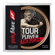 Cuerda Tenis Polyfibre Tour Player Rough Set Individual 12.2