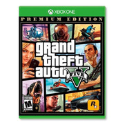 Grand Theft Auto V Premium Edition- Xbox One