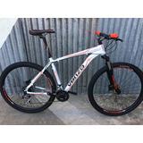 Bicicleta Venzo Eolo 29 - 24vel Disco Hidraulico