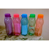 Botellas Deportivas Plasticas,tapa A Rosca Colores Variados