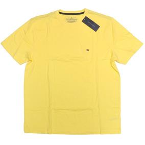 db80eaf6b Camiseta Tommy Hilfiger Xxl Com Estampa E Etiquetas - Camisetas para ...