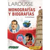 Paquete Libros Monografias Y Mapas Esquemas 4-6° Primaria
