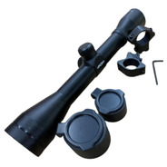 Mira Telescopica Fox Anti Recoil 6x40 Rifle Aire + Anclajes