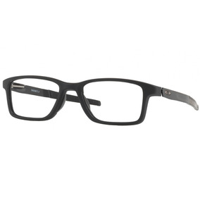 Óculos De Grau Oakley Frame Gauge 7.1 Ox8112 811201 54 Preto afe67dbf39