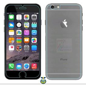 Vidrio Templadodelantero Trasero Iphone6 6s 6 Plus 7 Plus