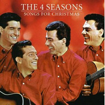 Cd The Four Seasons Songs For Christmas Importado