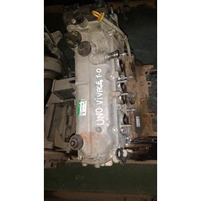 Motor Parcial Novo Uno Vivace Palio Fire Evo 1.0 8v Flex
