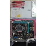 Motherboar Foxcom Chip Intel H61 1155 Ddr3 Usb2.0 Hdmi Nuevo