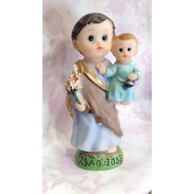 Imagem Infantil - São José - Resina - 8cm