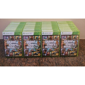 Gta 5 Xbox 360 Original Gta V Lacrado Grand Theft Auto