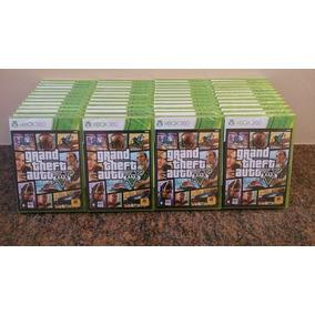 Gta 5 Xbox 360 Original Gta V Lacrado Grand Theft Auto