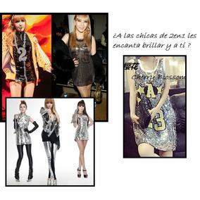 2en1 Kpop Vestido La Moda Corea Ropa Coreana