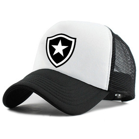 cbedd71234 Botafogo Paraiba - Bonés para Masculino no Mercado Livre Brasil