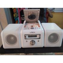 Potente Equipo De Sonido Utech Nuevos Con Garantia / Tienda