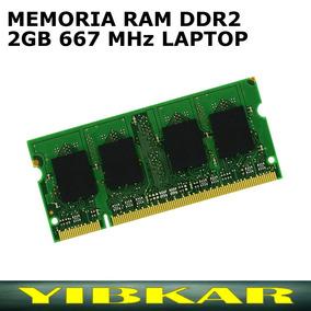 #10 Para Laptop Memoria Kingston Ddr2 667 2gb Pc2-5300s