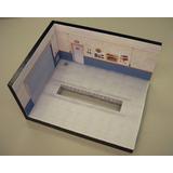 Diorama Garadge 001 Escala 1:32