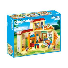 Playmobil 5567 La Guarderia De Niños Y Bebés Orig Intek