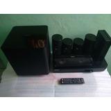 Sistema Home Theater Samsung Ht-j5500w 5.1 1000w 3d Blu-ray