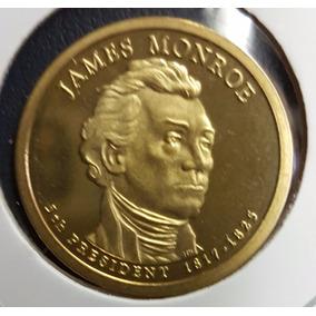 Estados Unidos 1 Dolar Presidentes Ceca San Francisco Proof