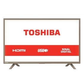 Tv Led 32 Polegadas Semp Toshiba Hd Usb Hdmi 32l1800