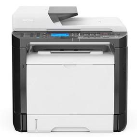 Impressora Multifuncional Ricoh Sp377sfnw Laser Monocromatic