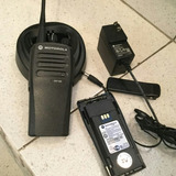 Vendo Radios Motorola Dep 450 Completa, Uhf Rango Completo