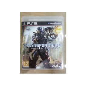 Transformers Dark Of The Moon Ps3