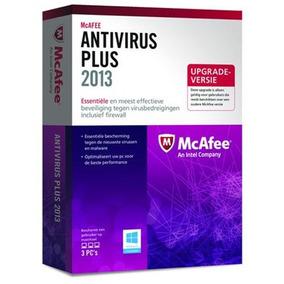 Antivirus Plus 2013 Para 3 Computadores Con Win 7 O Windows