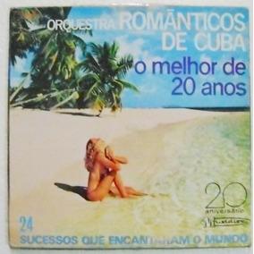 Orquesta Romanticos De Cuba / Lo Mejor 1 Disco Lp Vinilo