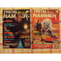 Vendo Revistas Metal Hammer
