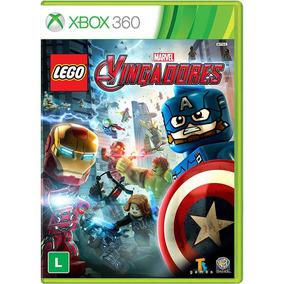 Game Lego Marvel Vingadores - Xbox 360