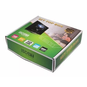 Conversor Setbox Receptor Tv (tubo E Plasma)digital Gravador