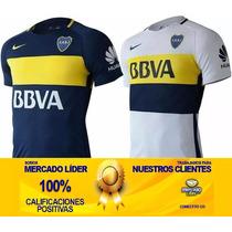 Camiseta Boca Titular / Suplente 2017 Match Original