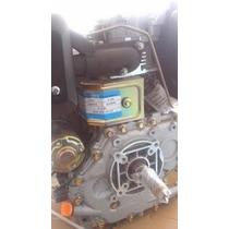 Mortor A Diesel 10 Hp Con Marcha Y Jalon Bateria Incluida!