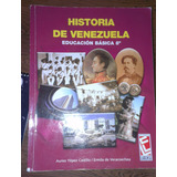 Libro Historia De Venezuela Aureo Yepez Castillo 8tavo