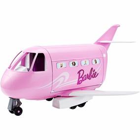 Promoção De Independência - Avião Da Barbie- Pink Passaport