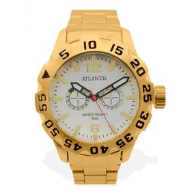 bb0c4c9cb7a Relogios Atlantis Baratos - Relógio Masculino no Mercado Livre Brasil
