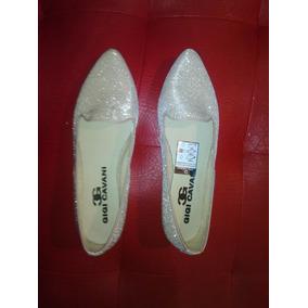 Zapatos Zapatillas Doradas 37y 38