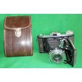 Máquina Fotográfica Antiga Carl Zeiss