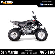 Cuatriciclo Motomel Mx 250 Mad Max