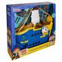 Gran Barco Colosal De Jake Y Los Piratas - Fisher Price