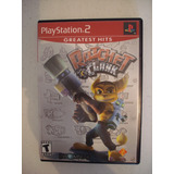 Ratchet & Clank (greatest Hits) Para Ps2