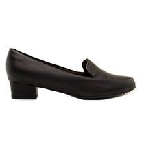 Zapato Clasico Mujer Piccadilly Muy Comodo Sintetico Negro
