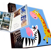 Álbum De Fotografias 34x34cm P/ 500 Fotos De 10x15 Cm