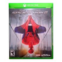 Spider Man 2 Homen Aranha 2 Xbox One Disco Em Blu-ray Novo