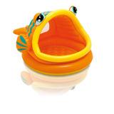 Piscina Inflable Para Bebés Con Diseño De Pez Intex 57109
