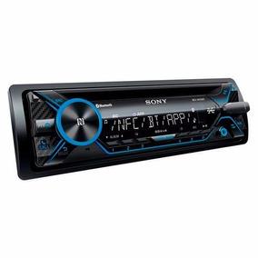Toca Cd Sony Mex-n5200bt Bluetooth/usb 55w Rms X4 Preto