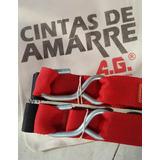 2 Cintas De Amarre, Zuncho, Motos, Cuatris Suncho Trailer...