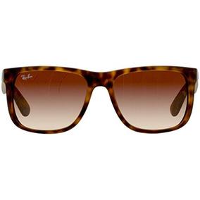 a9e348d9d Ray-ban Justin Rb 4165 Gafas De Sol De Goma De La Luz De La