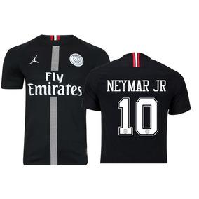 Camisa Barcelona Neymar Preta - Camisa Pólo Masculinas no Mercado ... 004c96f010b